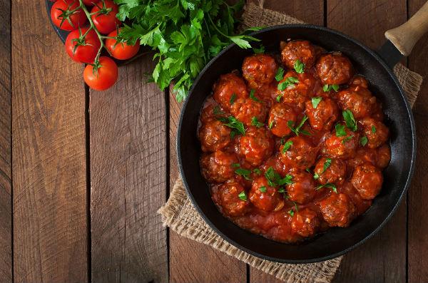 Hearty Meatball Recipe